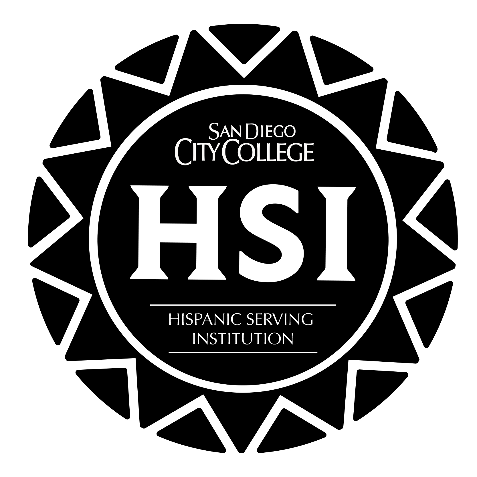 Logo of HSI