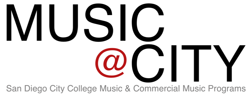 Music at City College logo