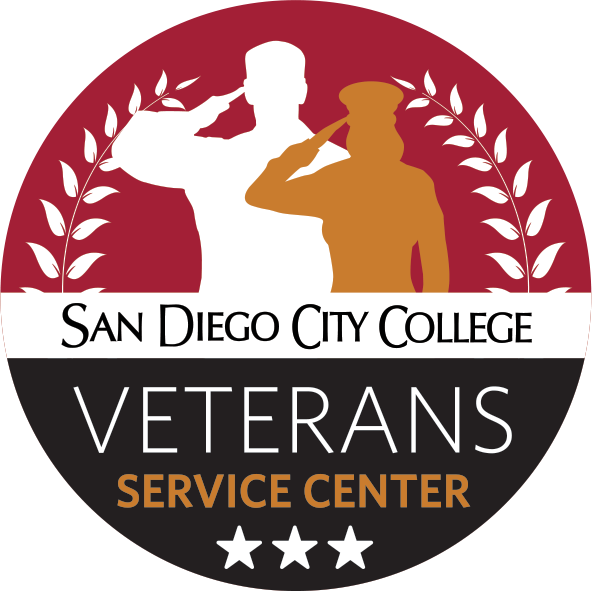 Logo of Veterans Service Center