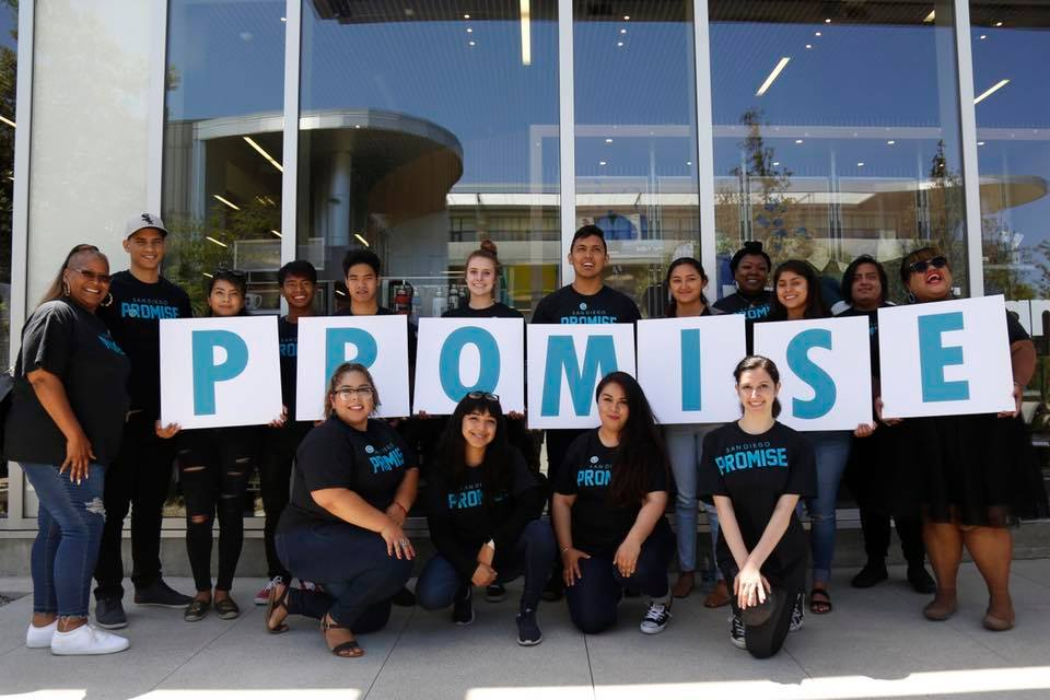 promise group photo